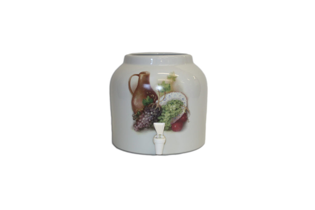 D432 Grapes and Decanter